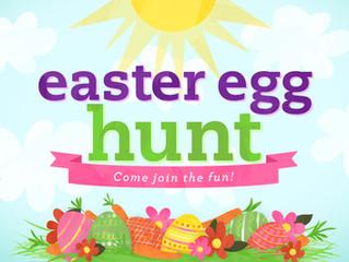 Mill Hollow Community Easter Egg Hunt