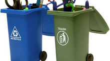 Trash and Recycling Pick-up days 2015