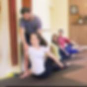 Aulas de Raja Vidya Yoga