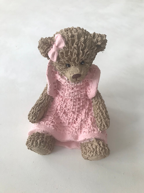 Ursa rosa resina