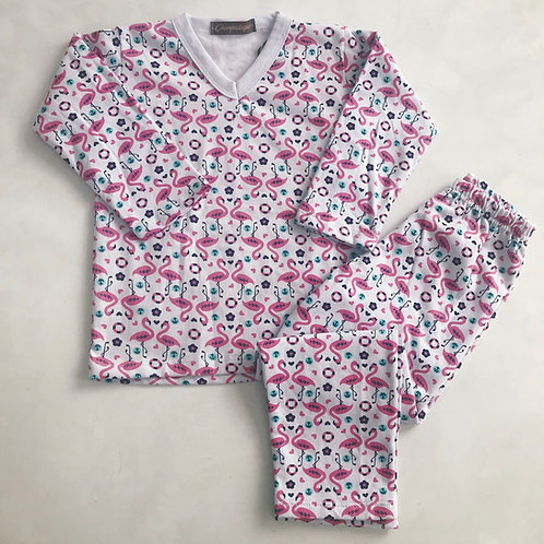Pijama flamingo