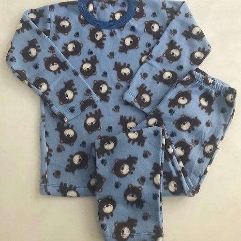 Pijama soft urso