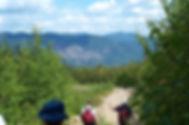 Longue randonnée Charlevoix