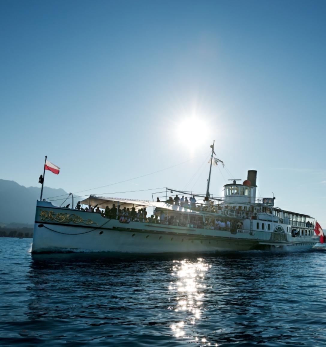 Schifffahrt Thuner- und Brienzersee