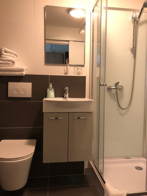 Badezimmer neu