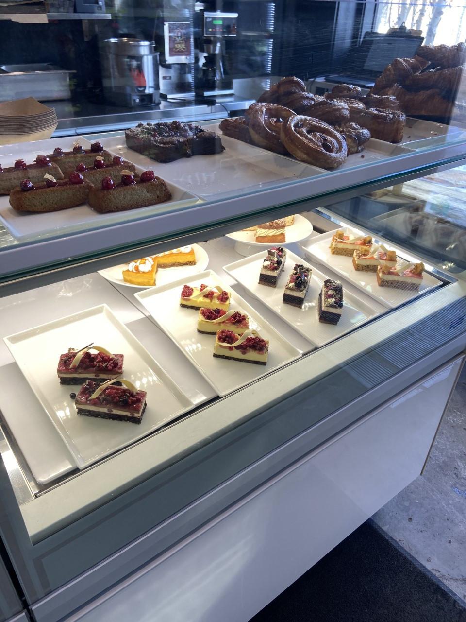 Pâtisseries de Chez Boulez - Comptoir Boréal