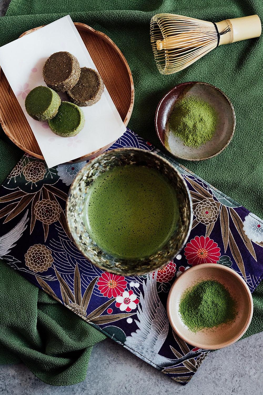 Ö Japanese Tea - Entreprise Sakao