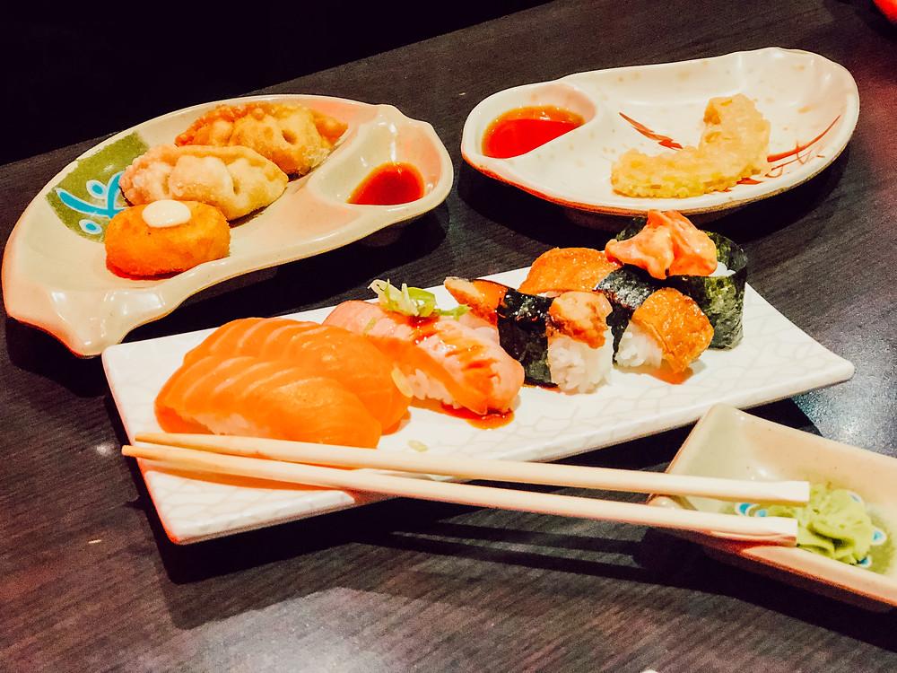 Sushi Crescent Montréal