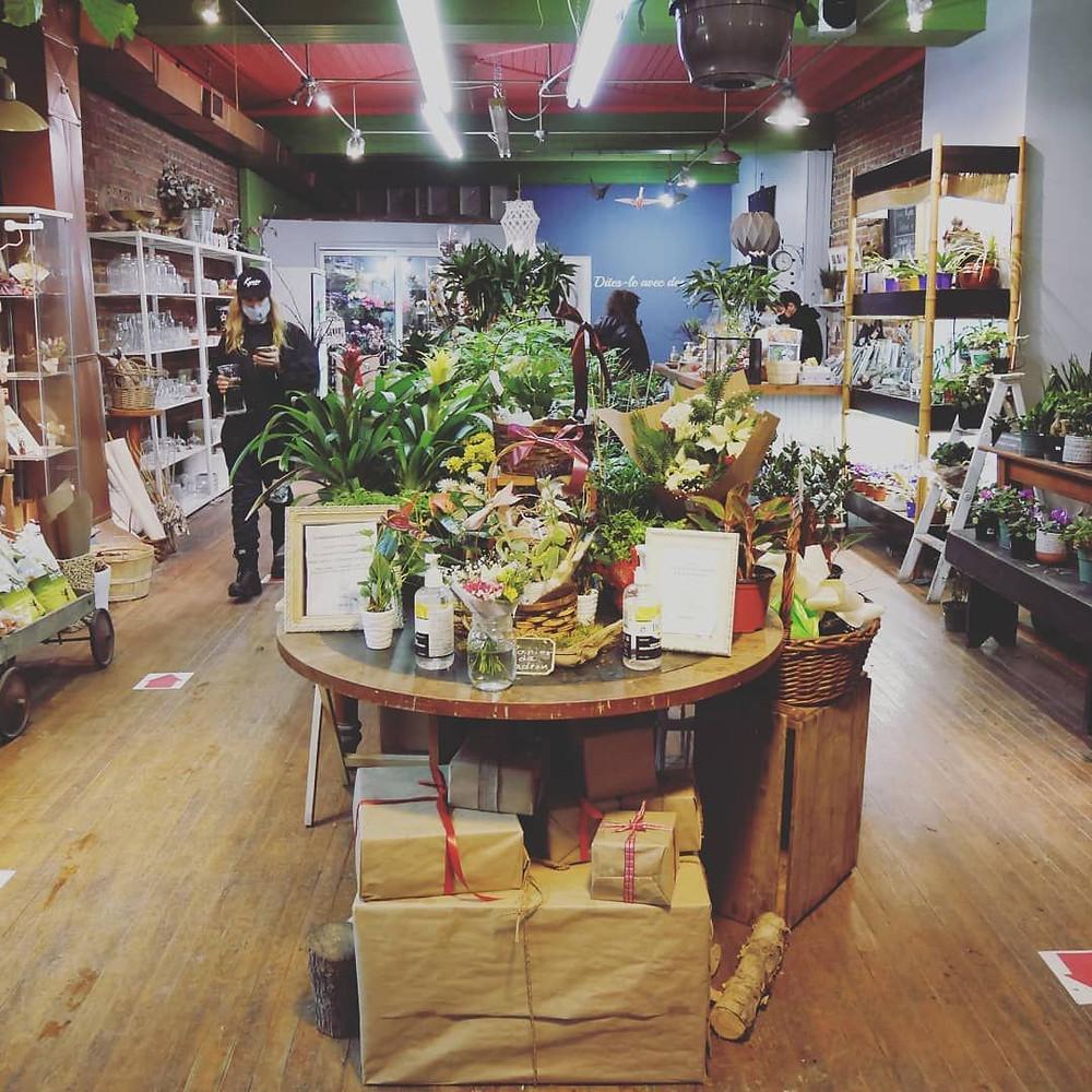 Boutique Kyoto Fleurs