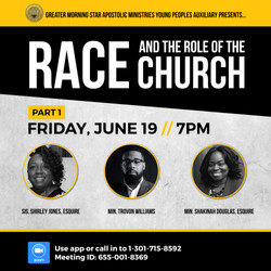 Race and the Roll of the Church