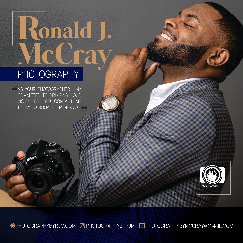 RJM Photography Flyer