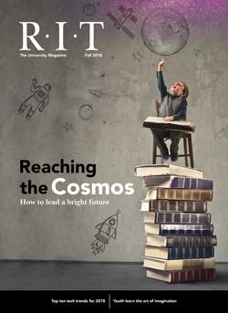 RIT Magazine Mockup