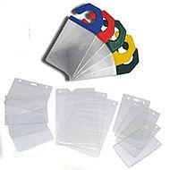 Bolsas em PVC Cristal para Crachás