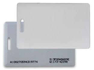 Cartão Proximidade 125Khz Modelo Clamshell