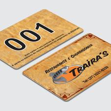 Cartão de Consumo para Restaurantes