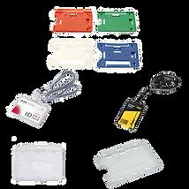 Protetor para Crachás e Bolsas de PVC Cristal