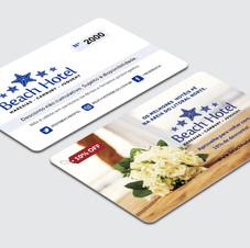 Cartões de Desconto para Hotéis