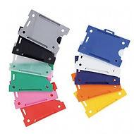 Protetor para Crachás Rígidos - Bolsas para Crachás em PVC Cristal