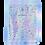 Thumbnail: Great Awakening Map Hologram Throw Blanket 50x60 in.