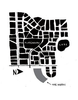 Boulder, CO neighborhood map