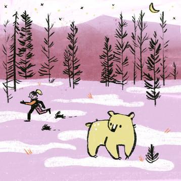 Bear-y and Bright