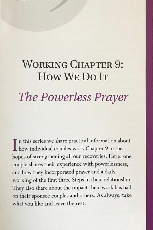 Powerless Prayer Pamphlet