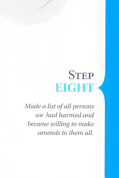 Step 8 Pamphlet