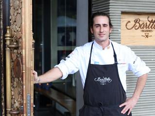 Restaurante Barttola Brasserie presentó al único chef en el país que ostenta una Estrella Michelin