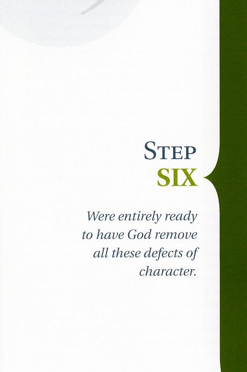 Step 6 Pamphlet