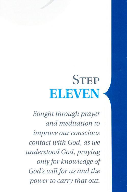 Step 11 Pamphlet