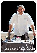 Javier Cabrera Ciencia y Cocina