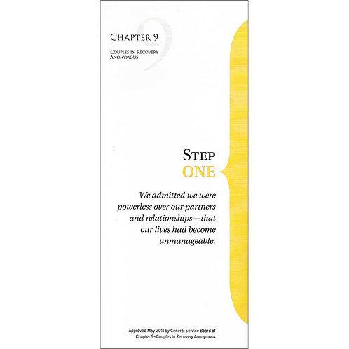 Step 1 Pamphlet