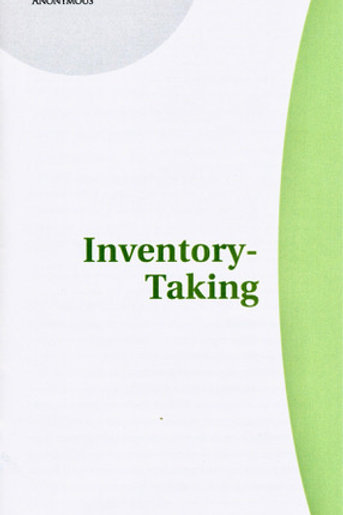 Inventory-Taking