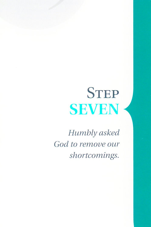 Step 7 Pamphlet
