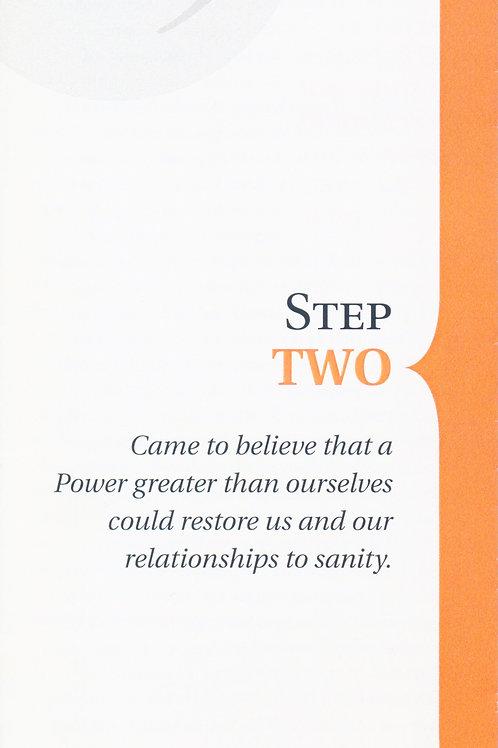 Step 2 Pamphlet