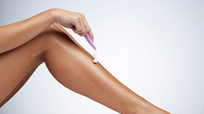 Preparation and aftercare                           for laser hair removal!