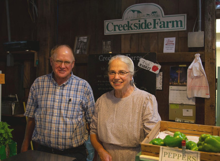 Vendor Profile: Creekside Farm