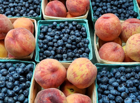 Vendor Profile:  Fish Lake Organic Berry Patch