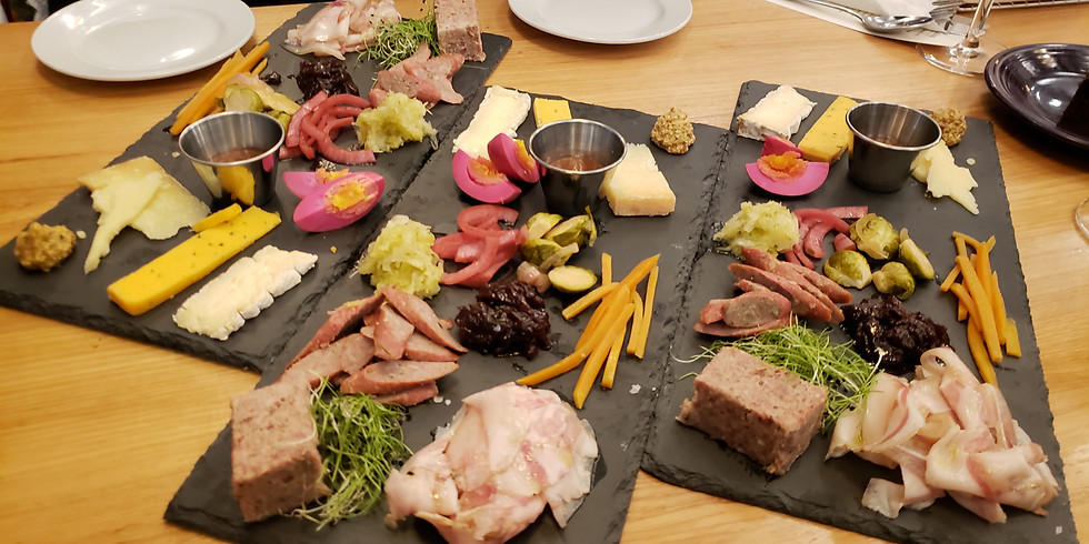 Charcuterie Meal To Go-Market Fundraiser at GBCo
