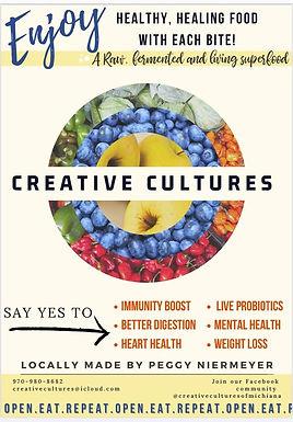 Creative Cultures