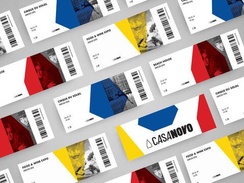 CasaNovo: Venue Branding