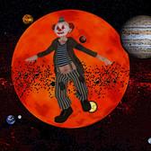 太陽系で踊るピエロ(金星ダンス)