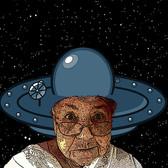 宇宙的な隣の婆さま(金星ダンス)