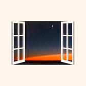 君の窓辺からみえる景色(月世界旅行)