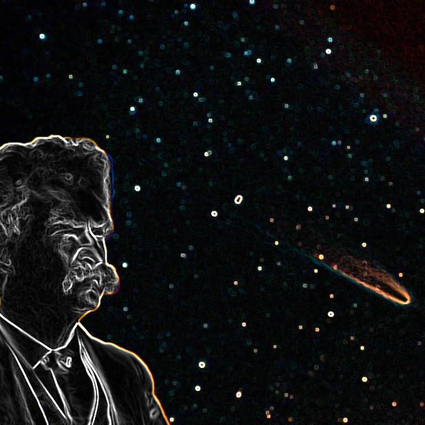彗星の予感(コメット・イブニング)