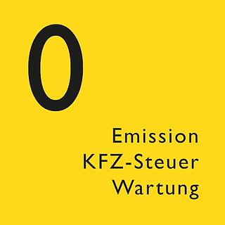 Bild Vorteil Null Emission
