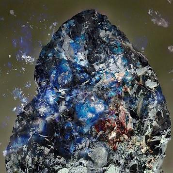 Diamant - photo leds