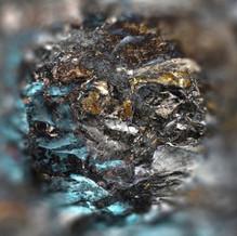 Au coeur du charbon - photo leds