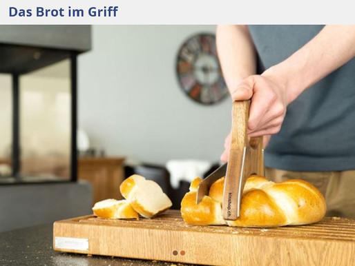 """""""Das Brot im Griff"""" - Artikel in Schreiner-Fachzeitung"""