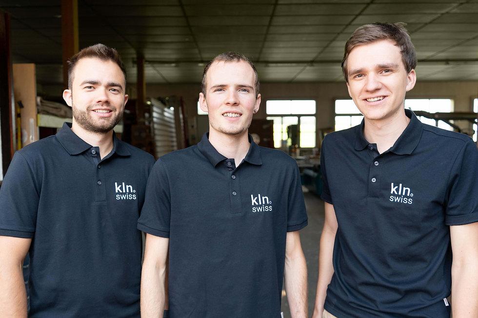 kln.swiss Team